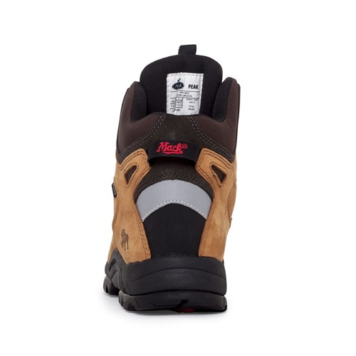 Mack Peak Non-Safety Hiking Boots