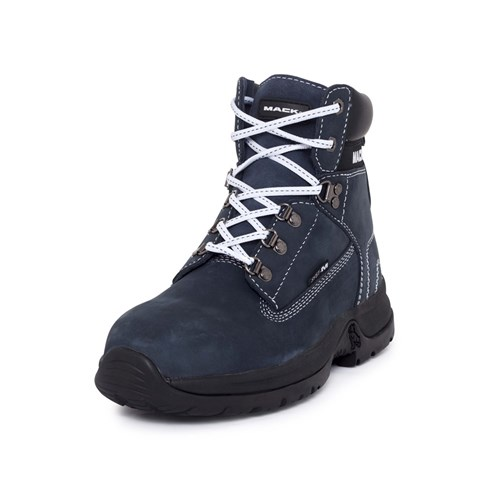Mack Brooklyn Womens Lace-Up Safety Boots
