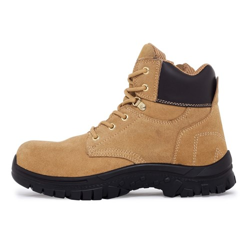 Mack Carpenter Lace-Up Zip Safety Boots